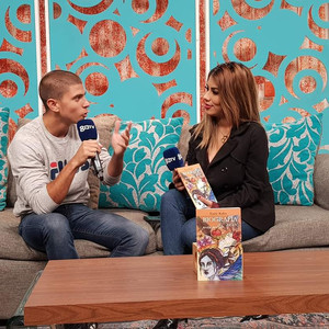Entrevista NTV Noticias (México)