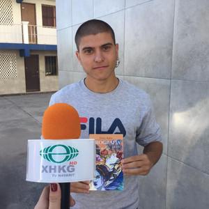 Entrevista en XHKG tv (México)