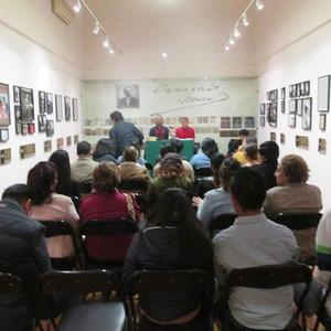 Presentación del libro (México)