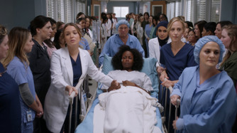Scenes from Grey's Anatomy