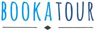 A Dunedin, New Zealand tour company logo called Bookatour