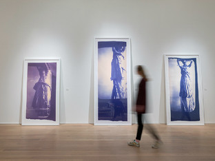 Utställning Franscesa Woodman, Moderna Museet