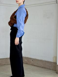 short bolero/blouse/pants