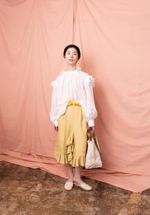 2wayブラウス / スカート