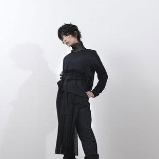 double mouton jersey tops/pants