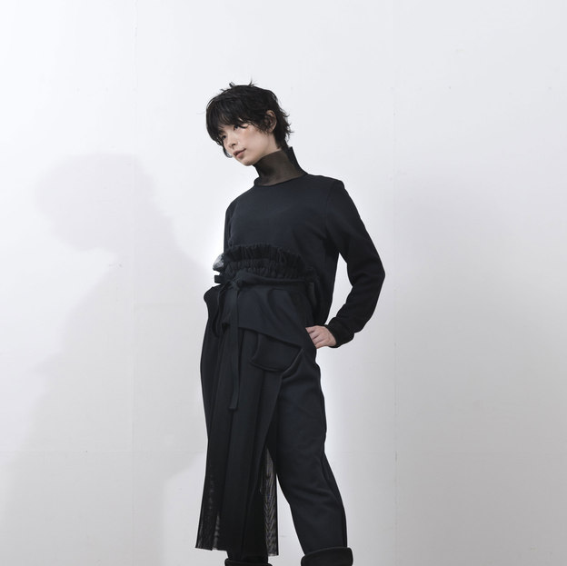 double mouton jersey tops/pants