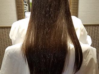 髪の毛でできるボランティアvol.2