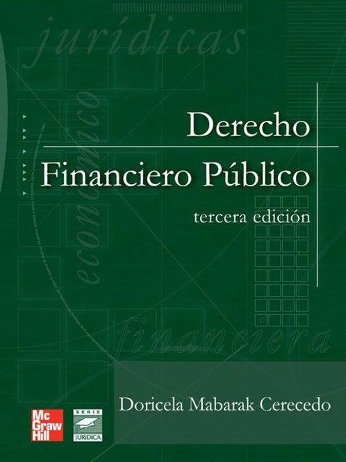 Derecho financiero público