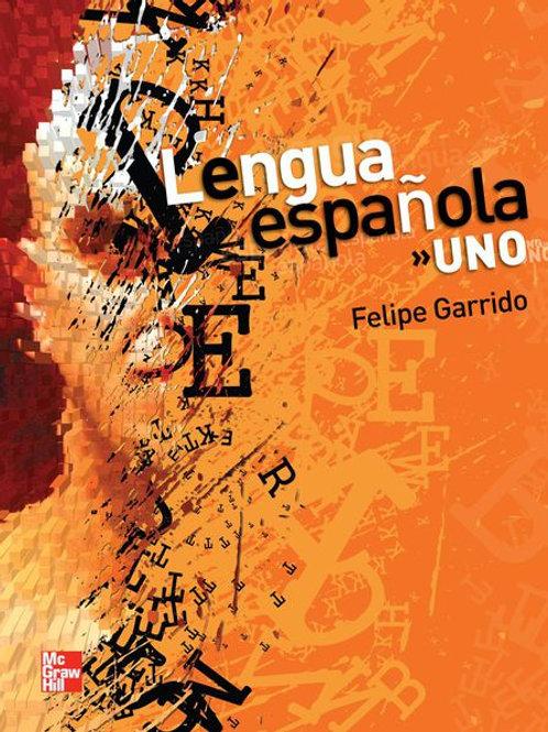 Lengua española I