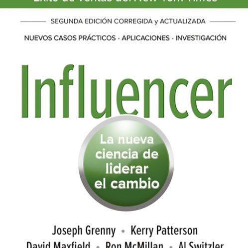Influencer. La nueva ciencia de liderar el cambio.