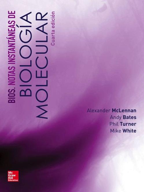 Notas instantáneas de biología molecular