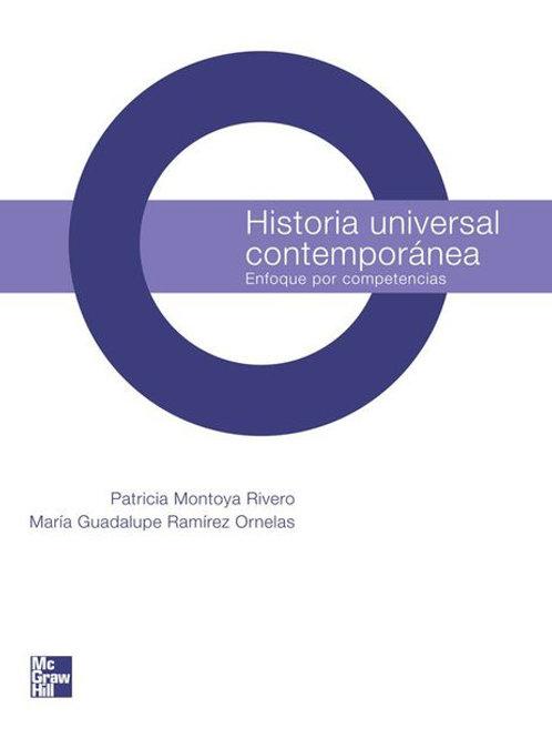 Historia Universal Contemporánea, Enfoque por competencias