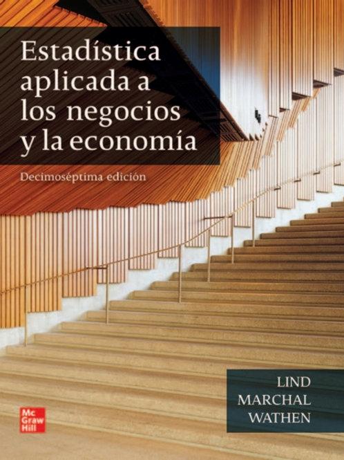 Estadìstica aplicada a los negocios y la economía