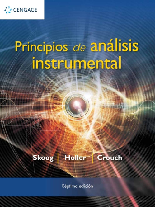 Principios de análisis instrumental