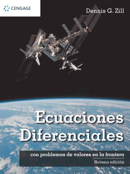 Ecuaciones diferenciales con problemas de valores en la frontera