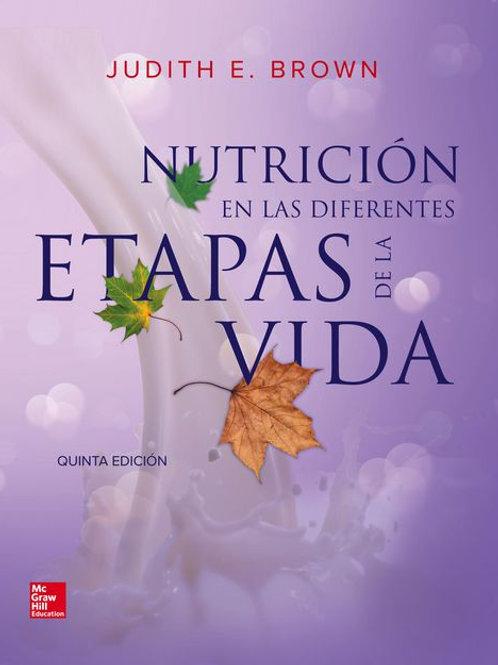 Nutrición en las diferentes etapas de la vida