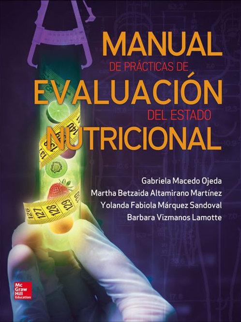 Manual de prácticas de evaluación del estado nutricional