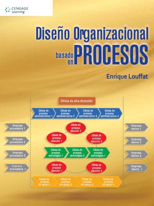 Diseño organizacional basado en procesos