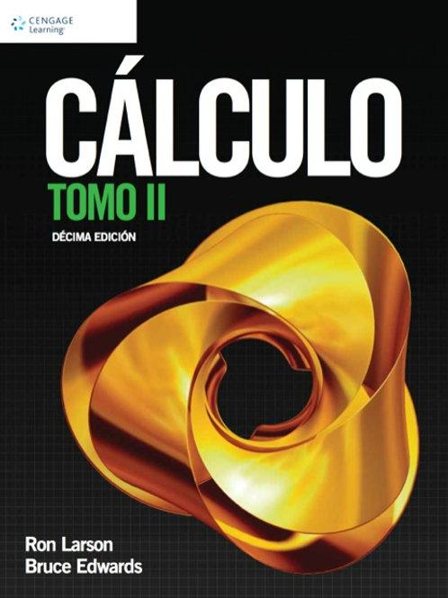 Cálculo, Tomo II.