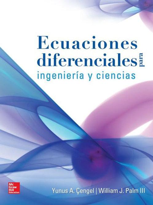 Ecuaciones diferenciales para ingeniería y ciencias
