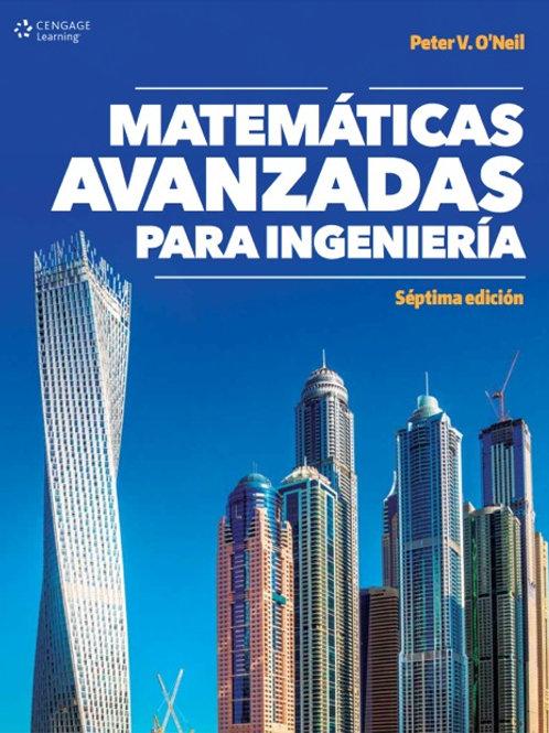 Matemáticas Avanzadas para Ingeniería