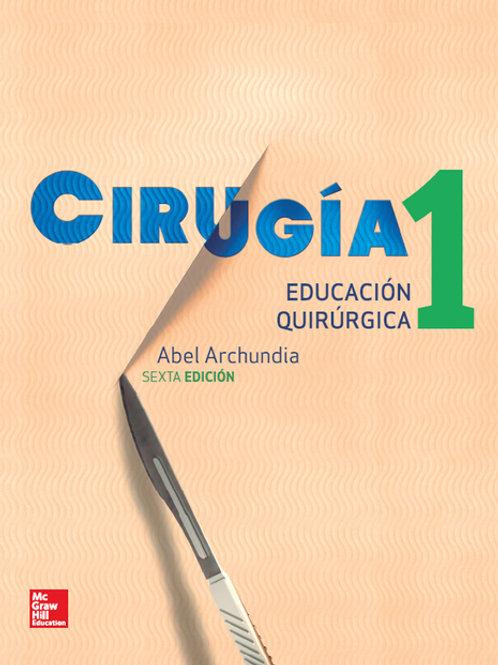 CIRUGIA 1 EDUCACION QUIRURGICA