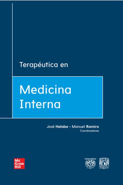 Terapéutica en medicina interna