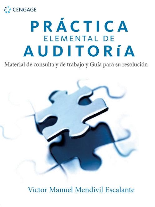 Práctica elemental de auditoría
