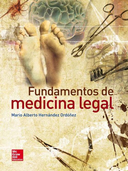 Fundamentos de medicina legal
