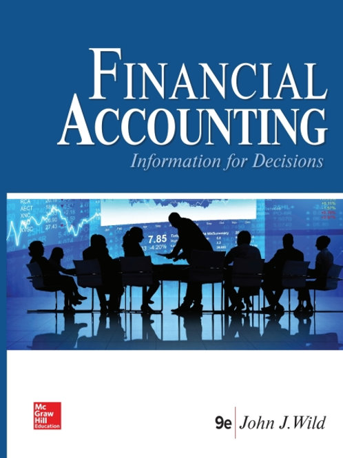 ISE Financial Accounting: Information for Decisions.