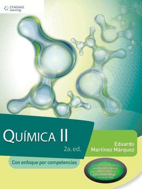 Química II con Enfoque por Competencias.