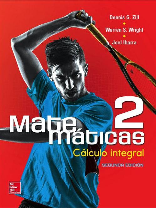 Matemáticas 2. Cálculo integral