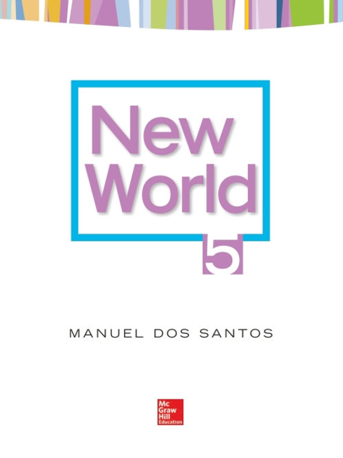 New World. Student Book 5.