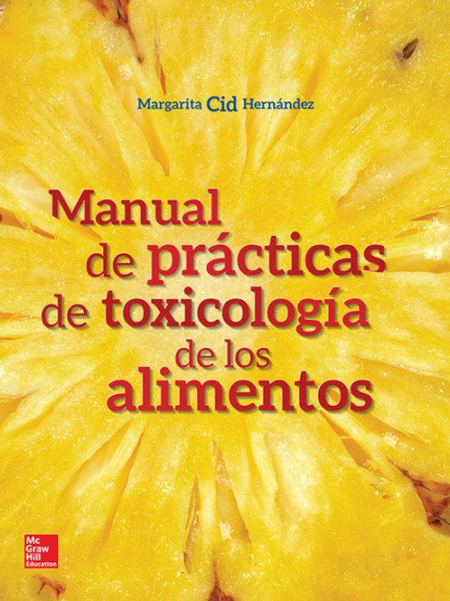 Manual de prácticas de toxicología de los alimentos