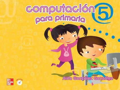 Computación 5. Primaria