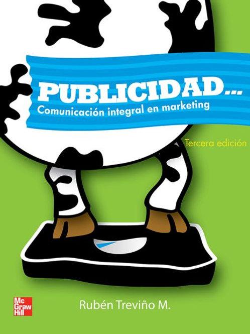 PUBLICIDAD. Comunicación integral en marketing.