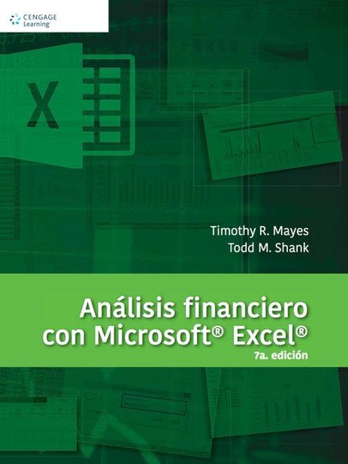 Análisis financiero con Microsoft Excel