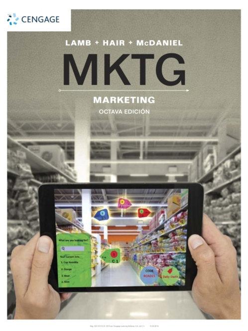 MKTG. MARKETING