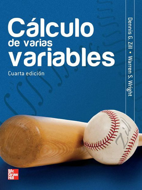 Cálculo de varias variables