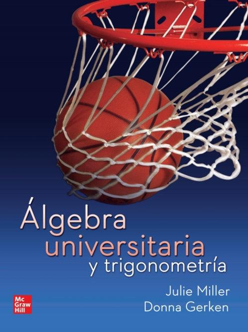 Álgebra universitaria y trigonometría