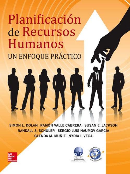 Planificación de recursos humanos. Un enfoque práctico