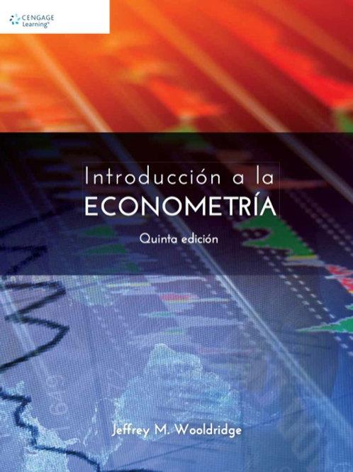Introducción a la Econometría.