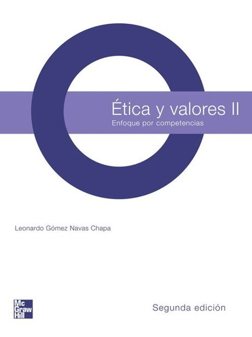 Ética y valores II DGB
