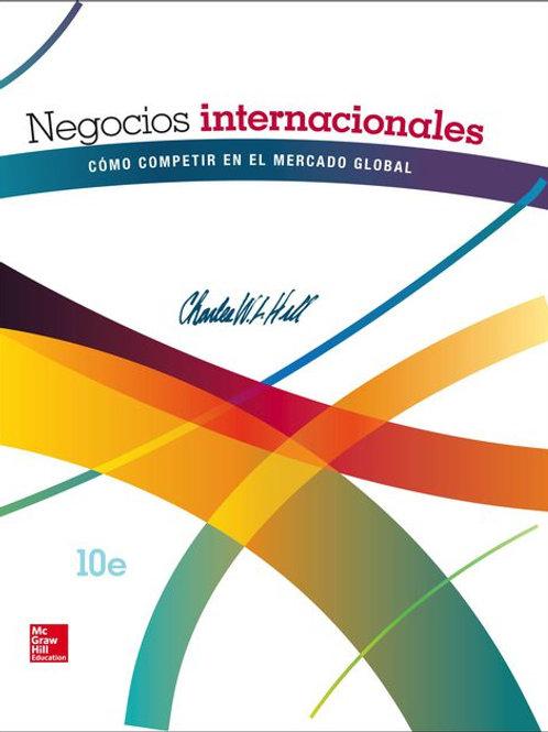 Negocios Internacionales. Cómo competir en el mercado global
