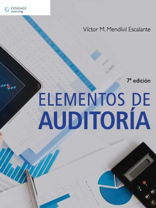 Elementos de Auditoría