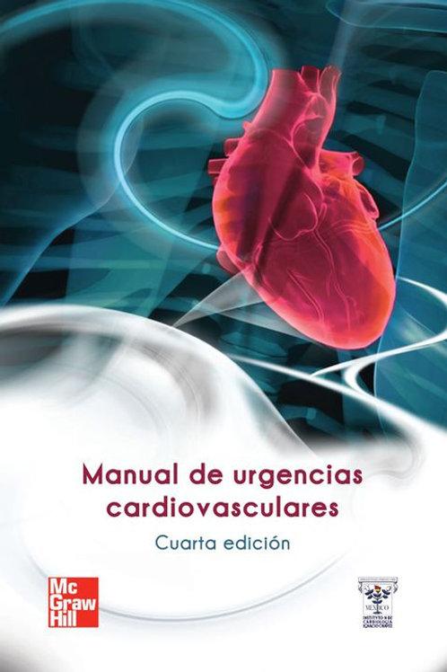 Ignacio Chávez. Manual de urgencias cardiovasculares