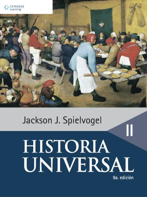 Historia universal, Volumen II.