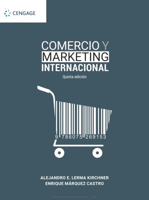 Comercio y marketing internacional