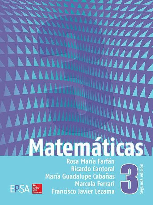Matemáticas 3