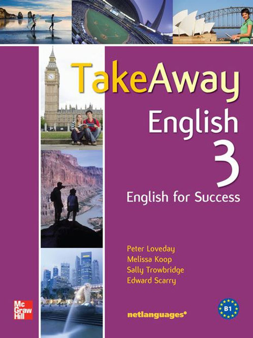 Takeaway English 3 Student Book